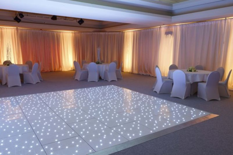 Led Dance Floor Hire Scotland Party People Wedding